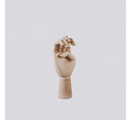 HAY - Wooden Hand - Medium