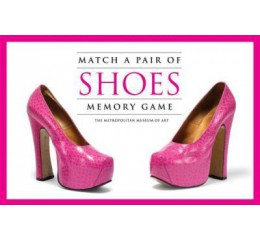 Match a Pair of Shoes -memoryspil