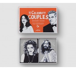Celebrity Couples Memory Game fra Printworks