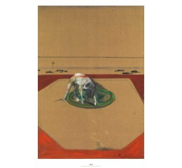 Francis Bacon: Study of a Dog